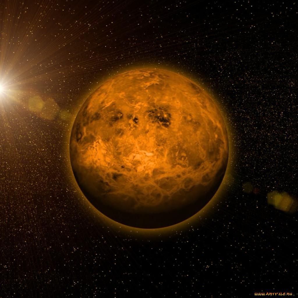 Venus hd космос венера обои для рабочего
